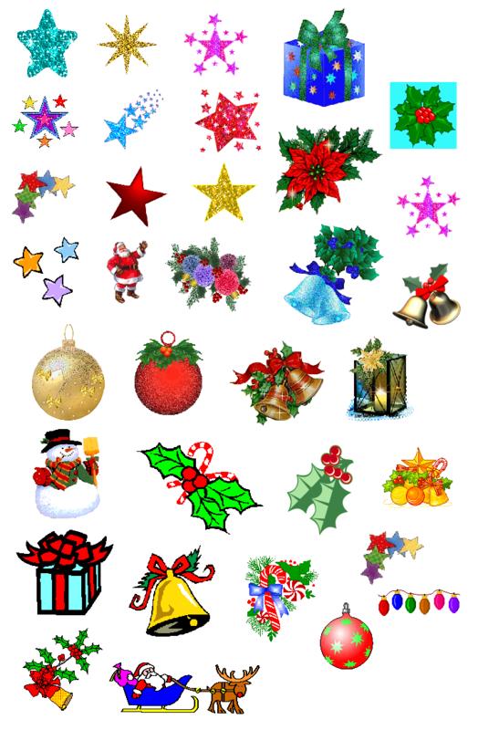 gommettes Noël 1