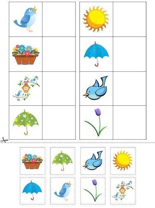 Activite printemps page 4 - Activite sur le printemps ...