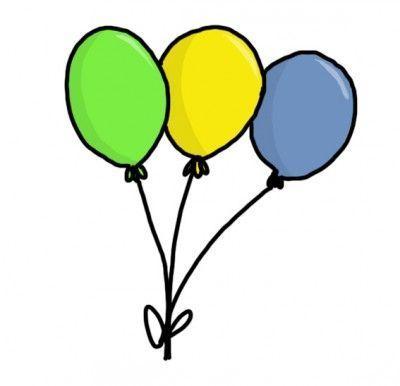 Anniversaires des enfants page 2 - Dessin de ballon ...