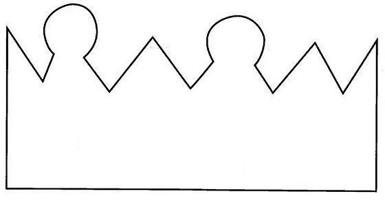Activite epiphanie - Image couronne des rois ...