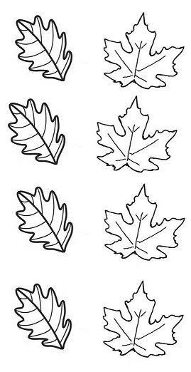 Arbre automne page 2 - Coloriage feuilles d automne ...