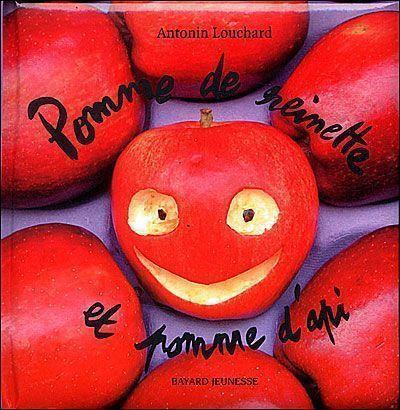 Les comptines que je raconte aux enfants - Pomme de reinette et pomme d api tapis tapis rouge ...